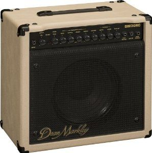 UltraSound Dean Markley DM30RC 30W 1x10 Guitar Combo Amp